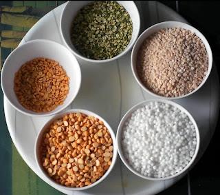 How to make Chakali Flour - Bhajani