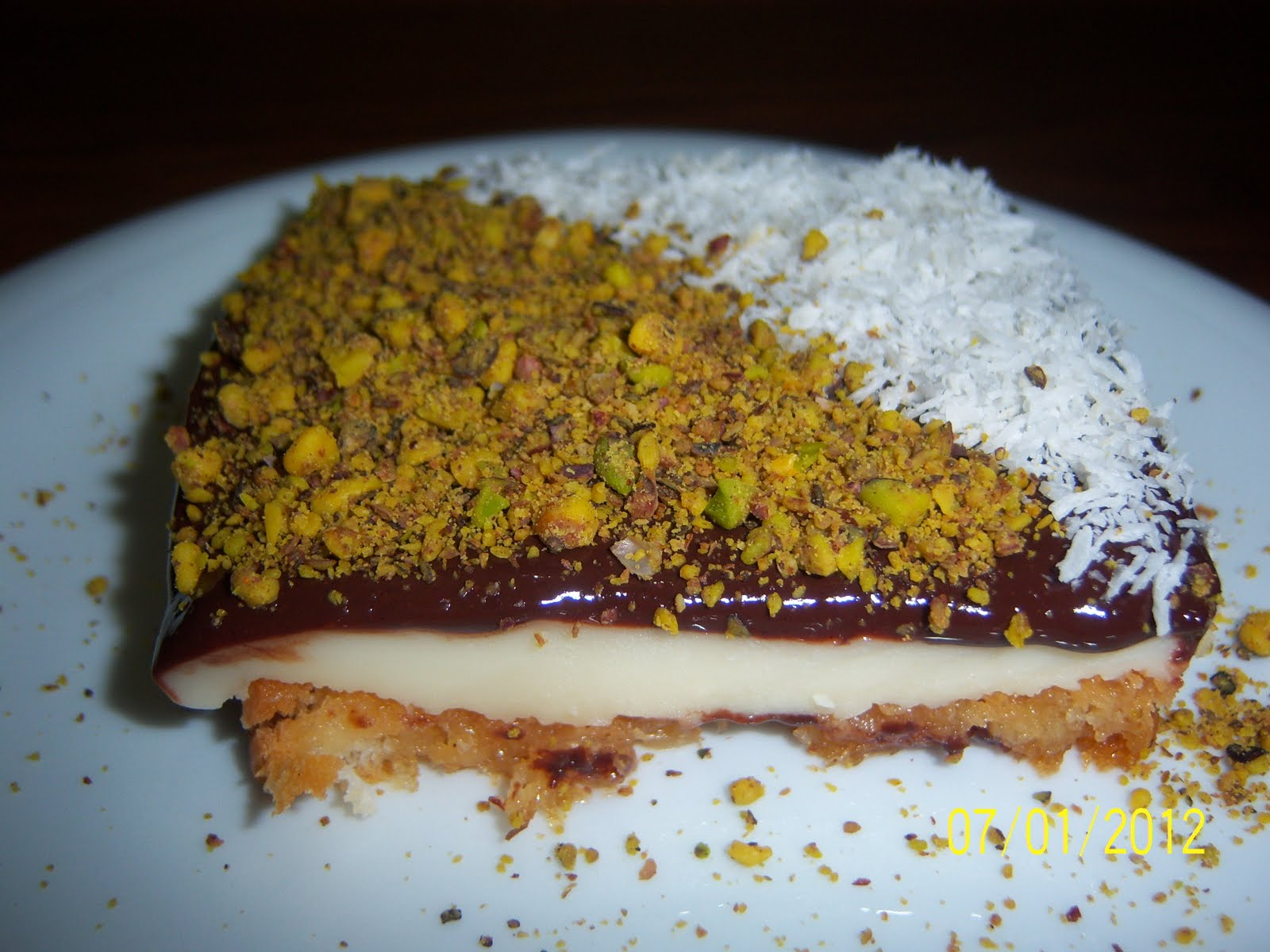 Çikolatalı Ekmek Tatlısı Tarifi