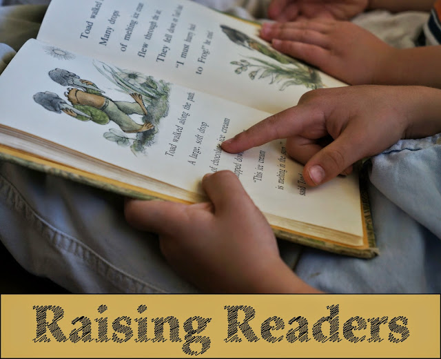 This month's Raising Readers post is a comparison of two reading methods: Teach Your Child to Read in 100 Easy Lessons and Phonics Pathways