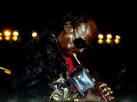 Miles Davis plays at Umbria Jazz (1985)