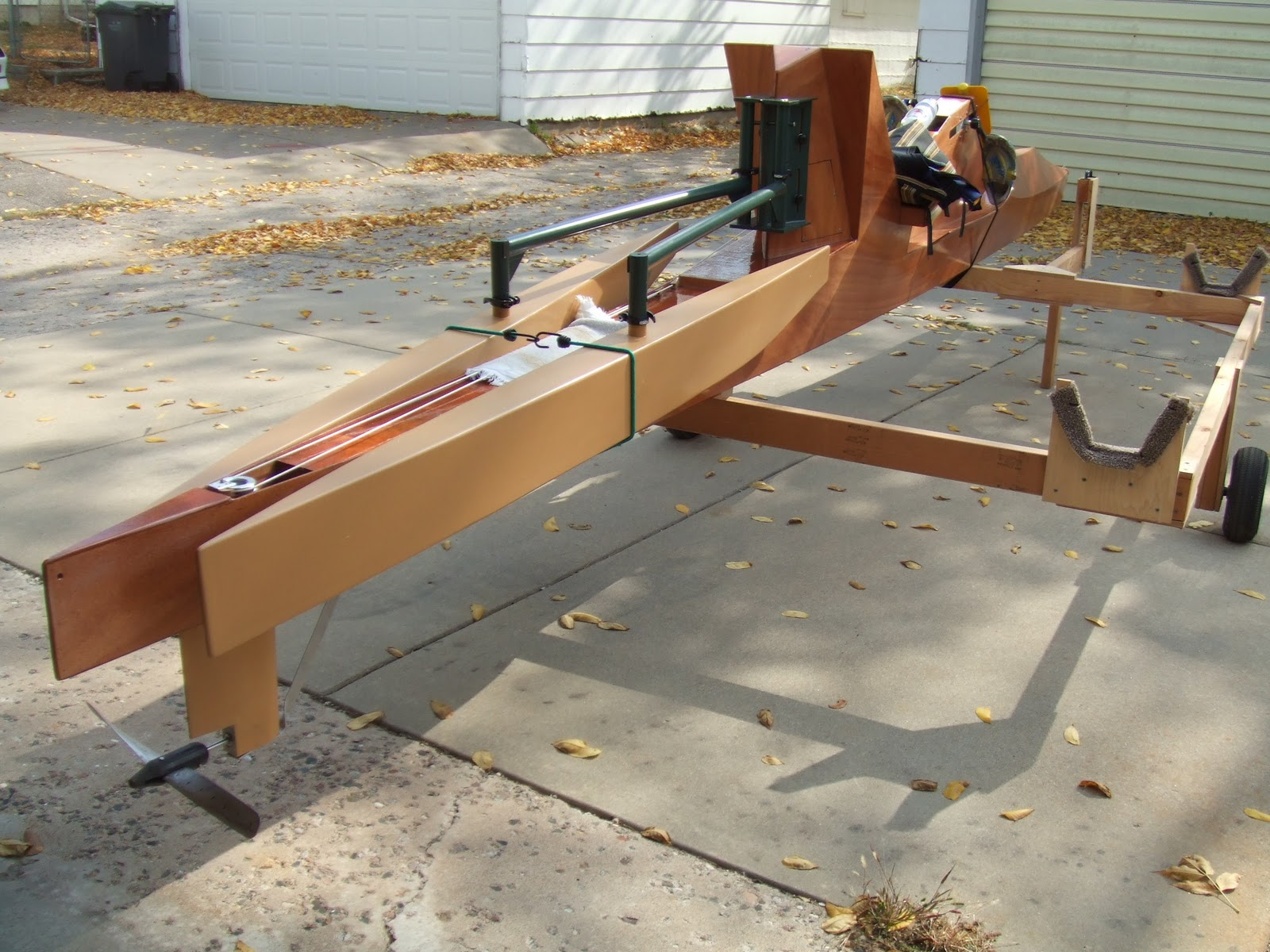 Pedal Powered Boats Page 113 Boat Design Forums