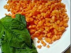 Bubur Susu Bayam Wortel 300 Resep Masakan Makanan Sehat Bayi