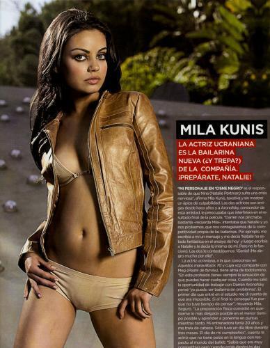 Mila Kunis Bikini Wallpaper