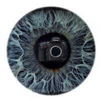 comparaison oeil boitier appareil photo