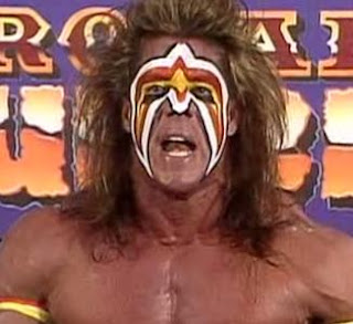 WWF / WWE Royal Rumble 1990 - The Ultimate Warrior