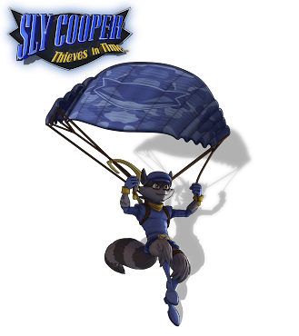 #7 Sly Cooper Wallpaper