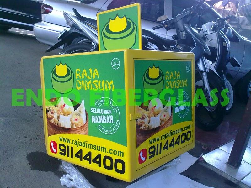 Box Motor Delivery Restoran