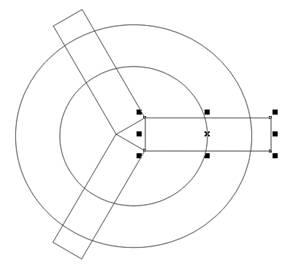 logo ubuntu di coreldraw
