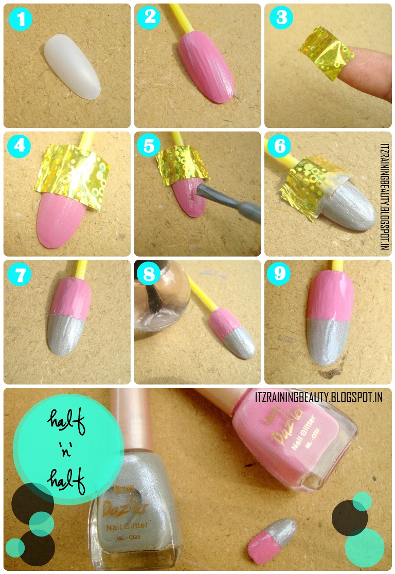 Nails Care And Nails Art Step By Step Fashion Beauty
