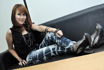 fashion ayu ting ting