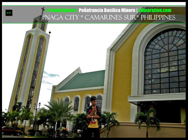 Peñafrancia Basilica Minore in Naga City
