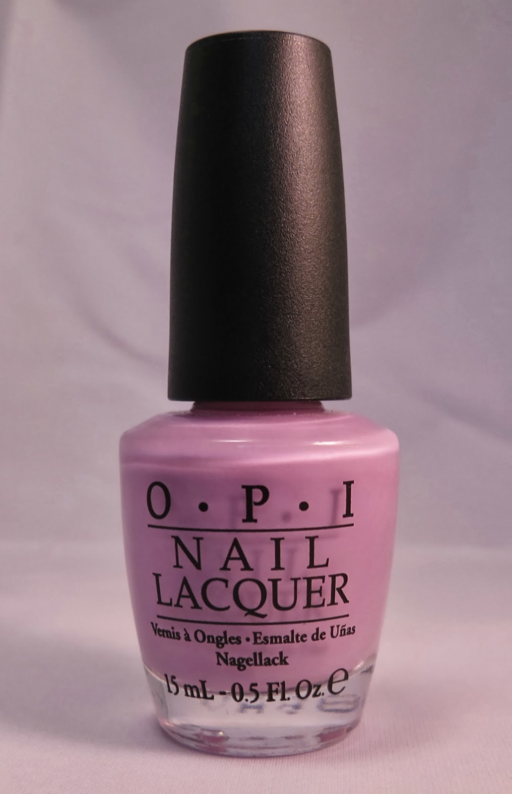 OPI lucky lucky lavender, Michelle Louise Love