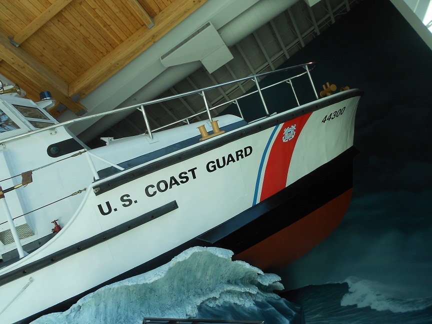 Cape disappointment us coast guard western trips for National motor lifeboat school