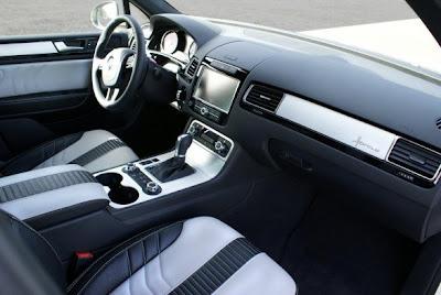 Volkswagen Touareg Royal GT 470