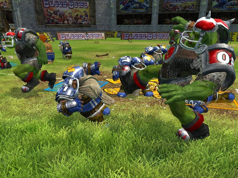 Blood Bowl Review Free