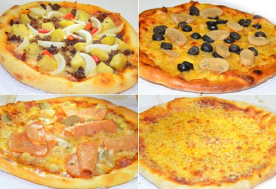 Indulge in pizzas and kebabs at Pizza de Carlo.