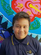 Hi I'm Rawiri