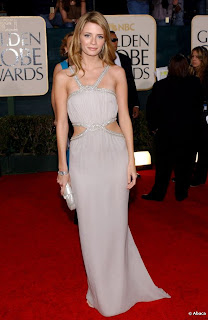 Barton at the Golden Globe Awards