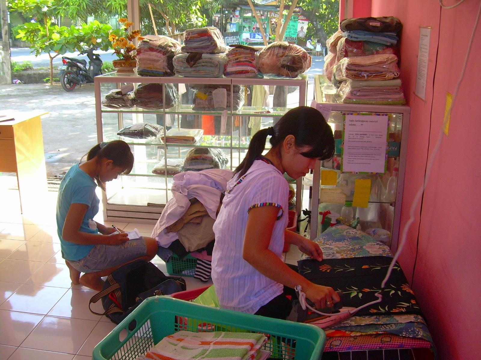 Peluang Usaha Rumahan Dengan Modal Kecil Laundry Pakaian