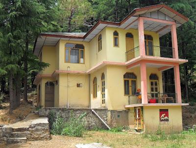 домик в Гималаях