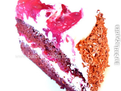 Tort Padurea Neagra reteta