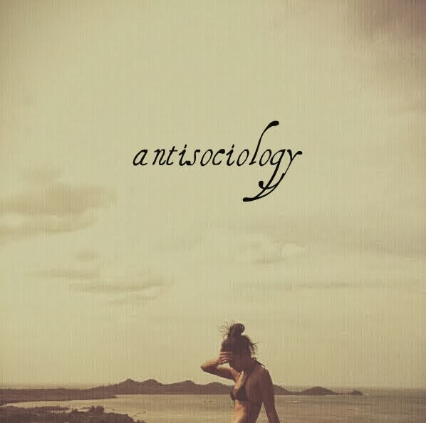 ANTISOCIOLOGY