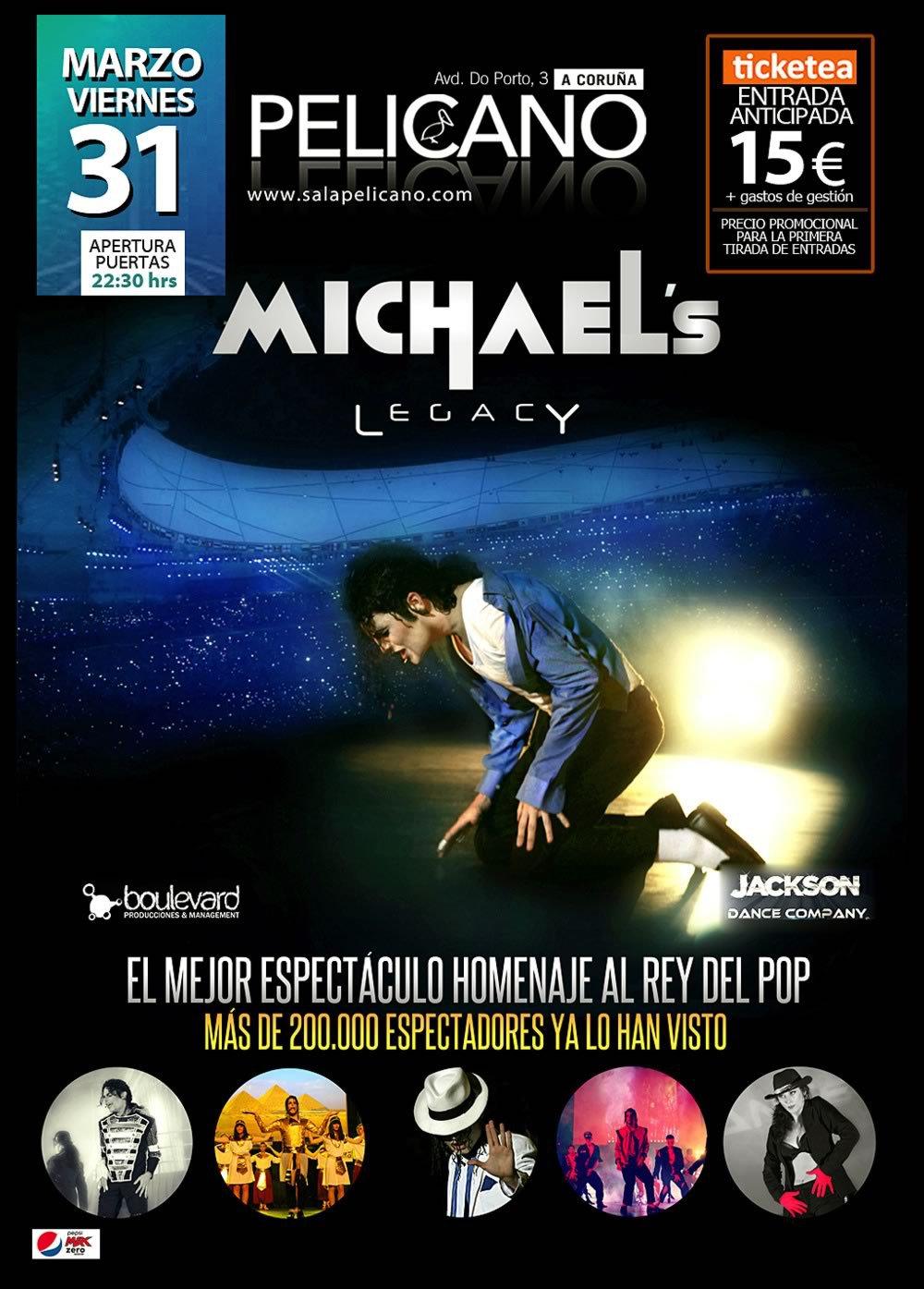 Michael Jackson Tributo
