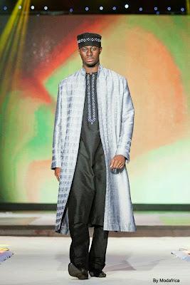 mannequin ivoirien afrikfashion