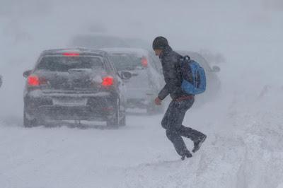 havazás, tél, időjárás, Románia, Bukarest, hófúvás, oktatási szünet