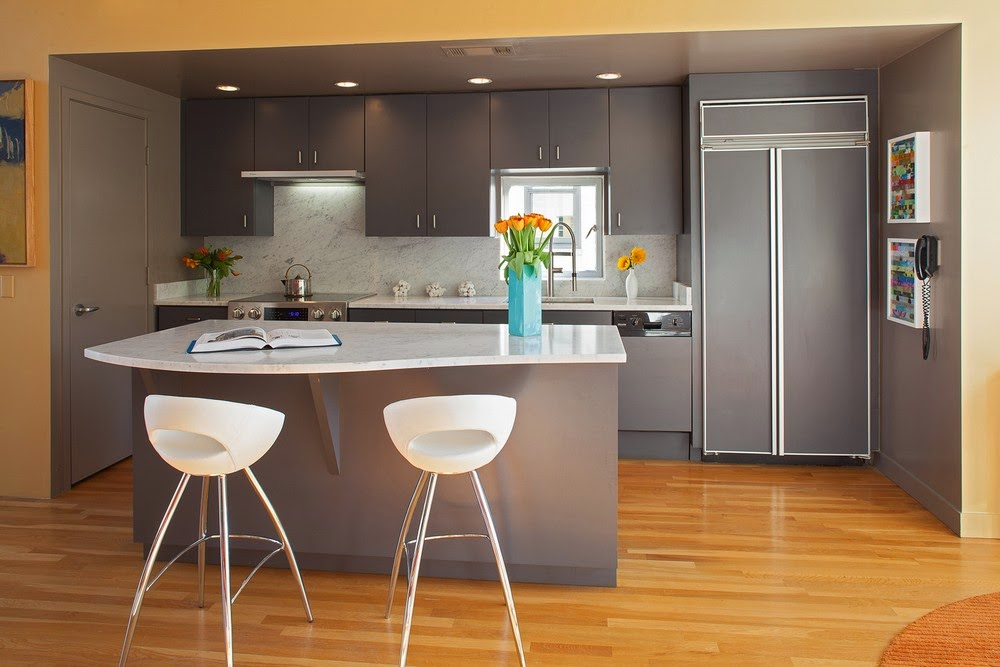 Diseño de interiores & arquitectura: residencia de tres pisos ...