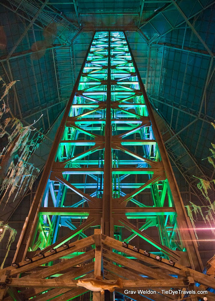 Memphis Pyramid Construction