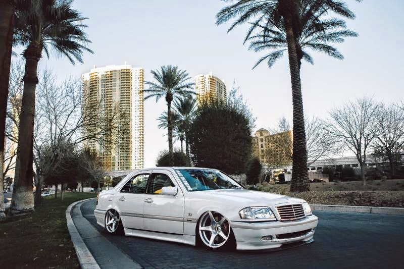 benztuning mercedes benz w202 on r18 vmr v705 wheels. Black Bedroom Furniture Sets. Home Design Ideas