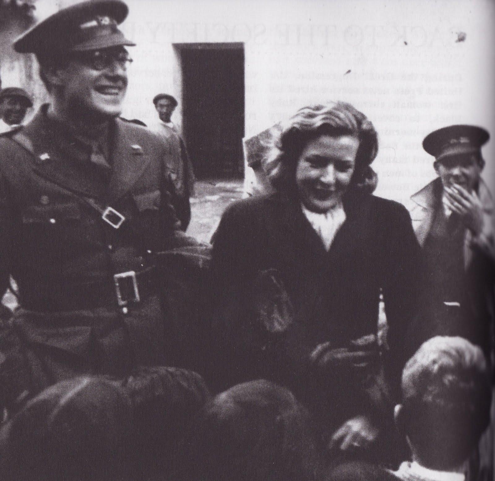 Women Heroes of WWII: Martha Gellhorn: War Correspondent