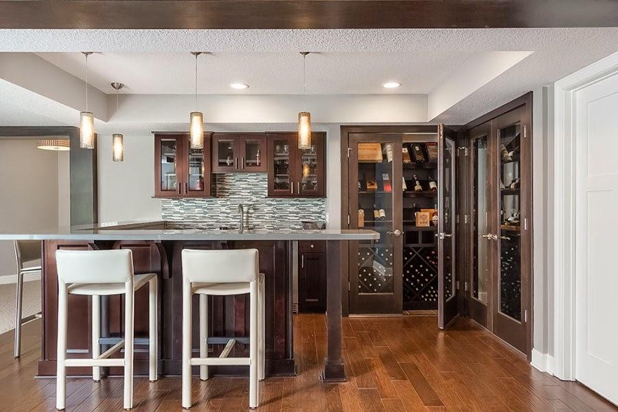 Basement bar plans ideas