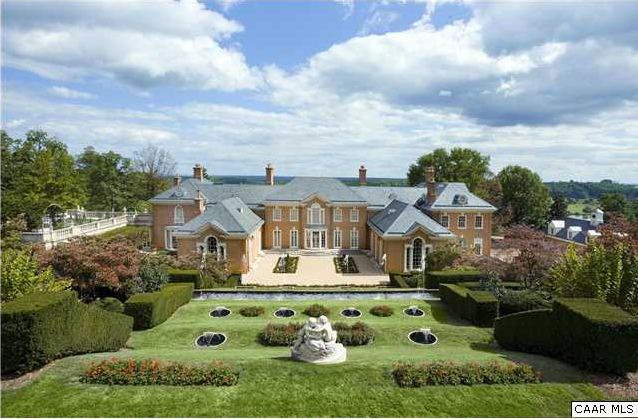 donald trump house for sale. Albemarle House