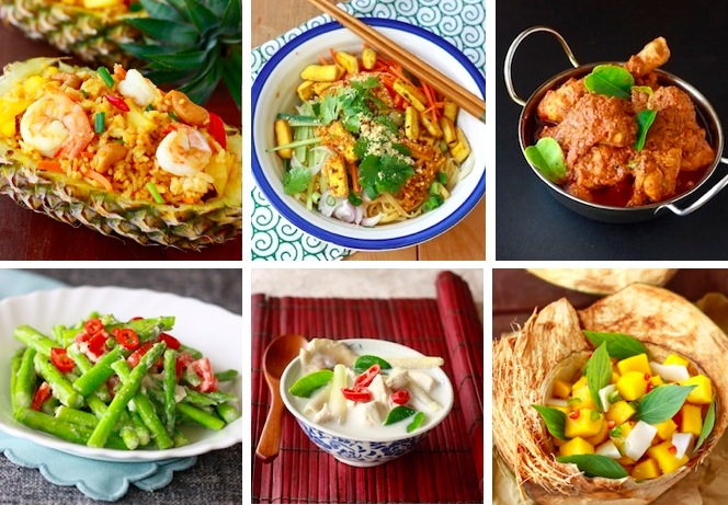 asian recipes by SeasonWithSpice.com