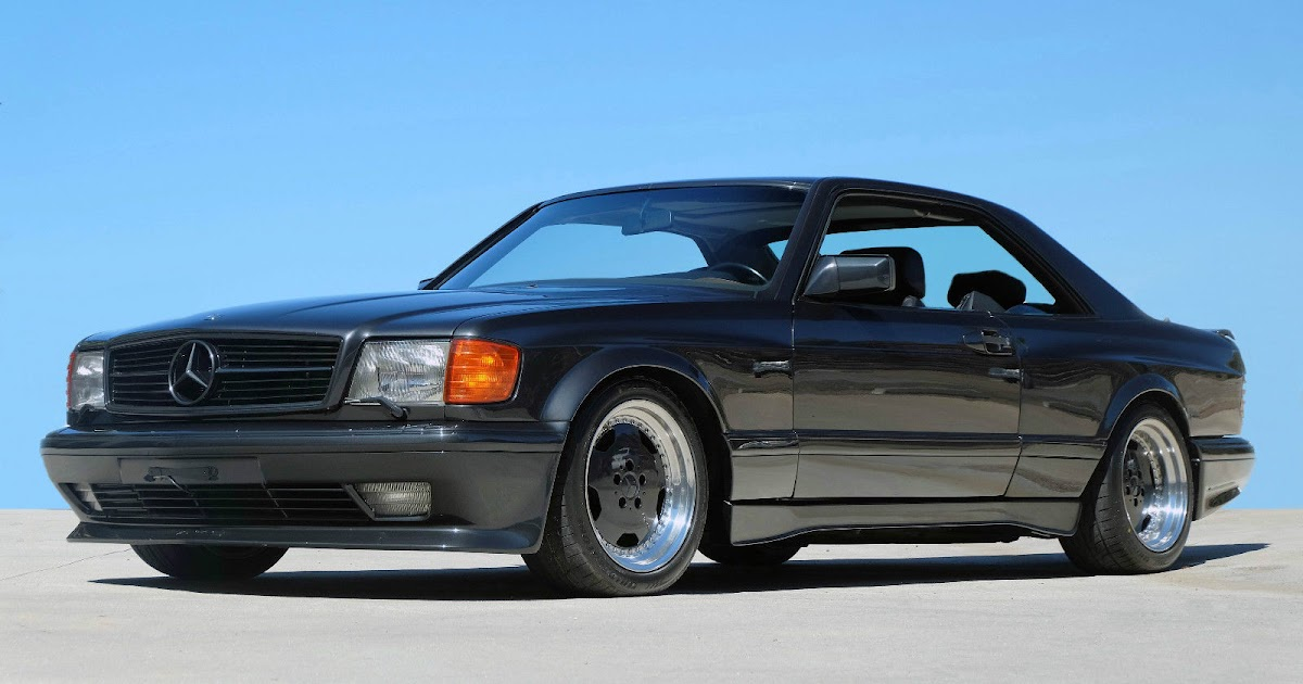 All cars new zealand 1990 mercedes benz 560sec amg 6 0 for How much is a 1990 mercedes benz worth