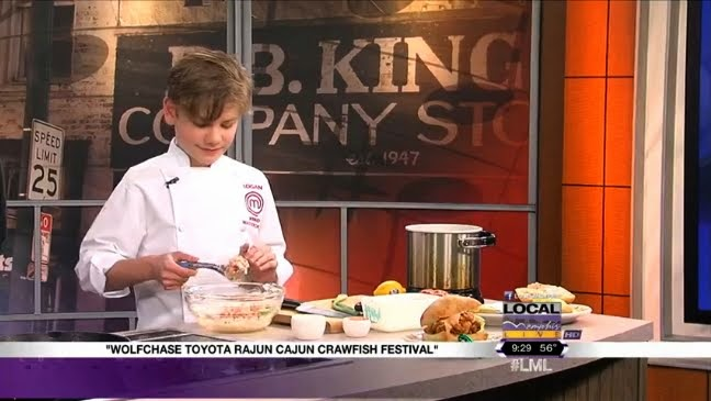 Logan Guleff MasterChef Jr Winner