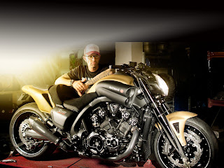 2013 Yamaha VMAX Hyper Modified Marcus Walz Motorcycle Photos 2