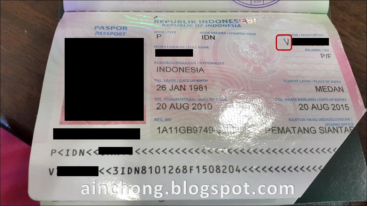 Journey To A Destiny Renew Passport Dan Permit Pembantu Rumah
