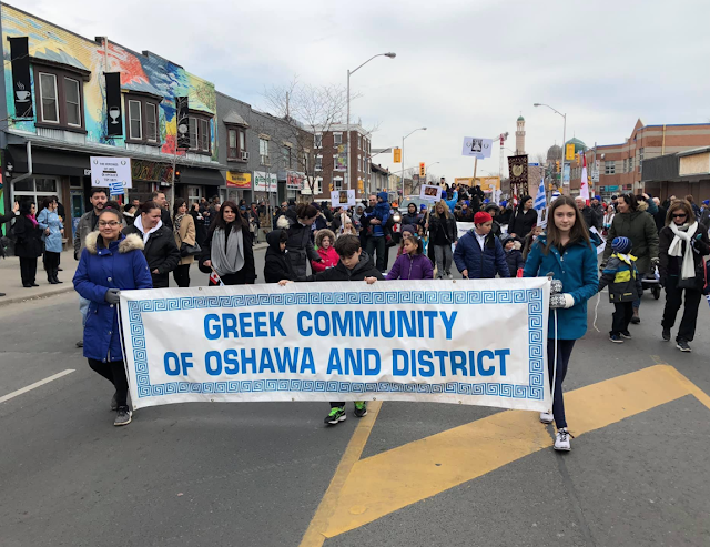 Our Community at the Toronto Parade
