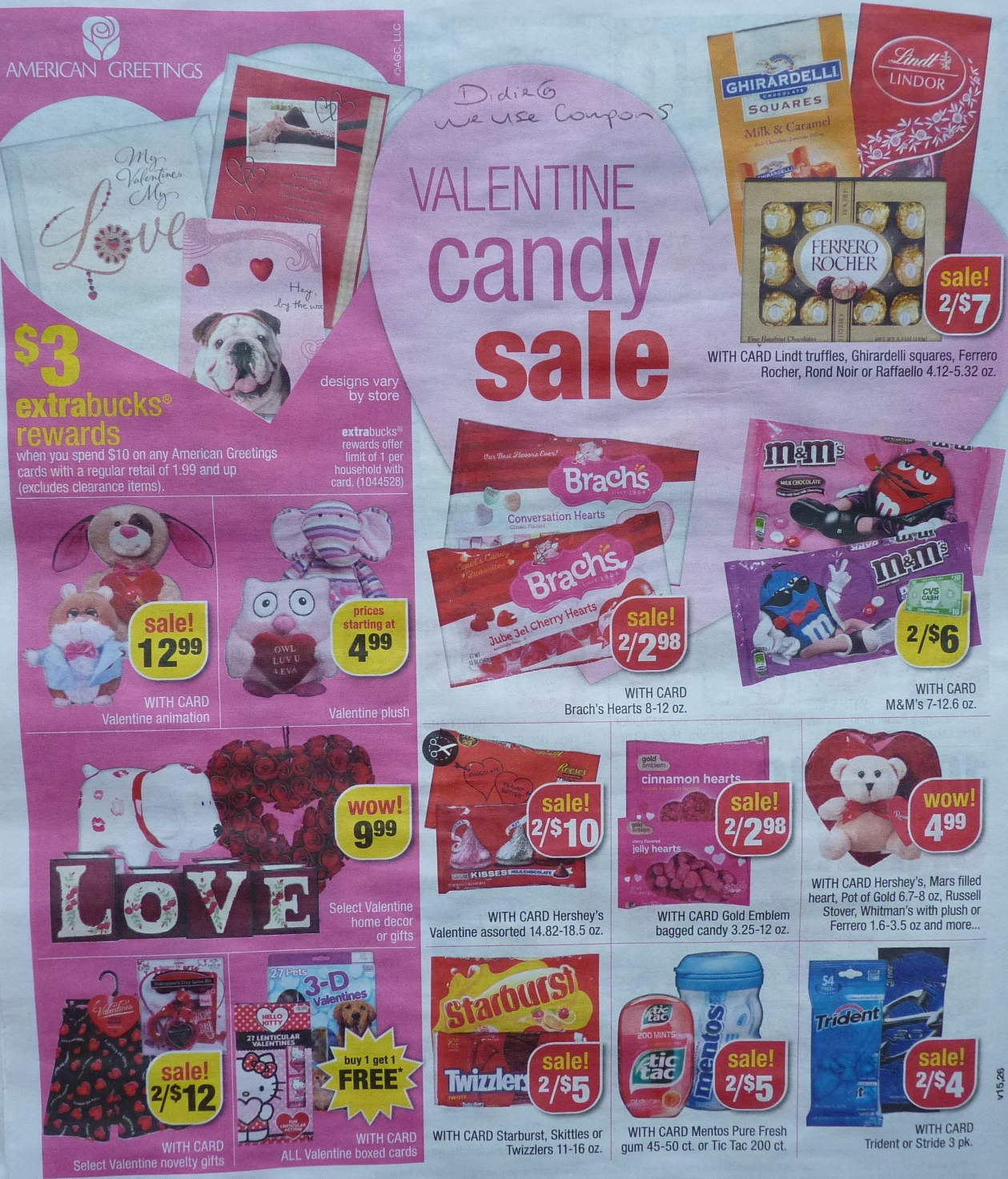 Simply cvs cvs ad scan preview for the week of 1202013 you can see if there are any printable coupons youd like to print for items on sale at redplum smartsource coupon network or coupons kristyandbryce Choice Image