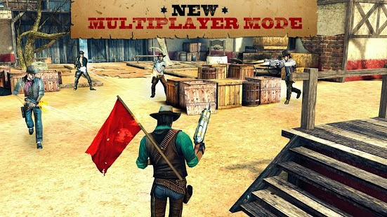 Six-Guns v1.8.0 Unlimited Money