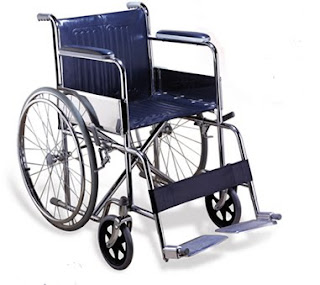Modern Manual Wheelchair