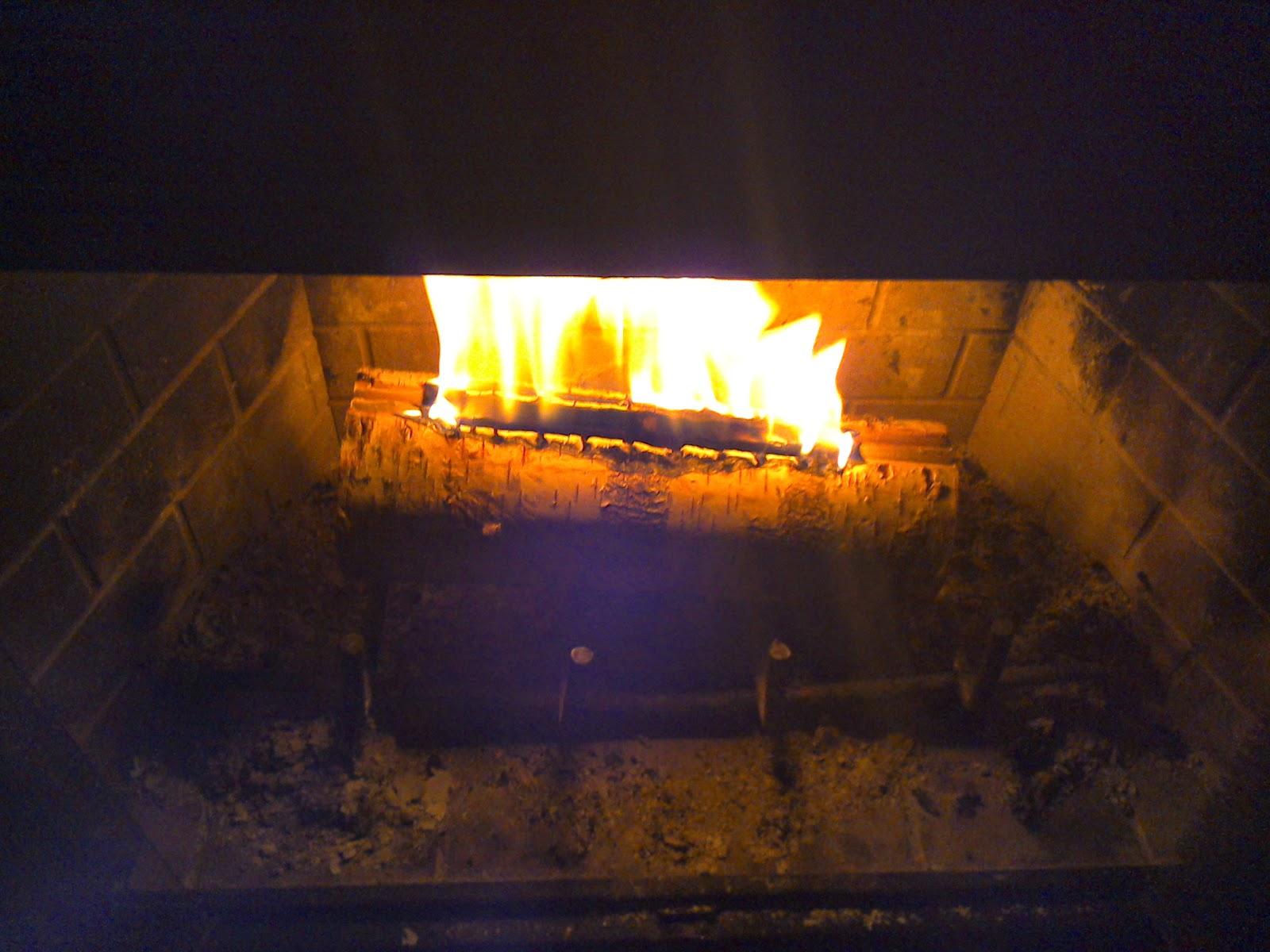 mamawjs moment away light n u0027 go yule log u0026 eco forest fire