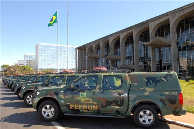 Fronteiras brasileiras têm mais controle contra o crime