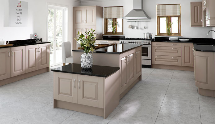 New Sheraton Kitchen collection A Traditional Classic