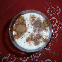 Banana frape (Banana smoothie)
