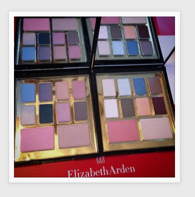#ElizabethArden #eyeshadow palette #ninasstyle blog #beautyblogger