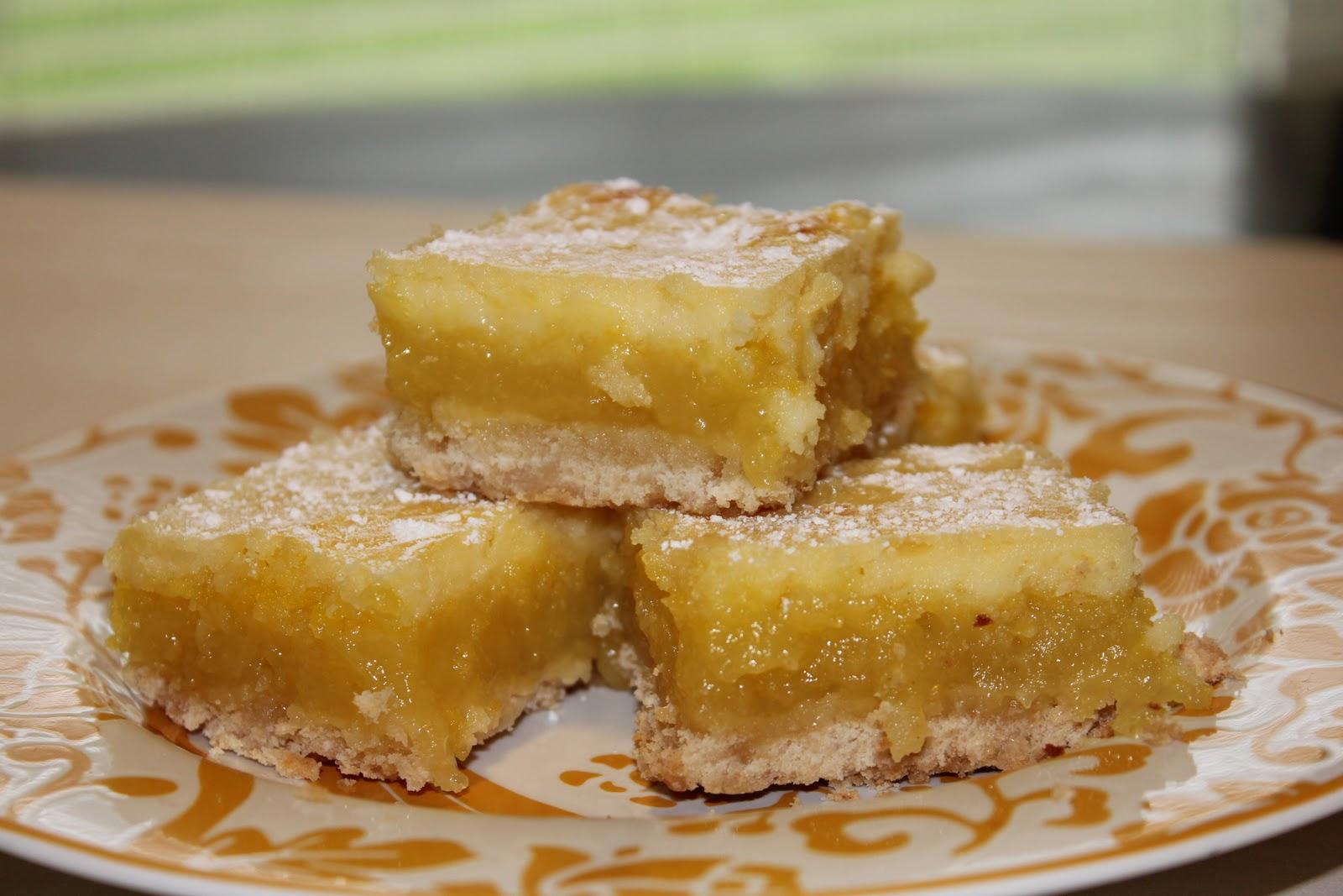 Pretty View }: Amazing Lemon Cheesecake Bars